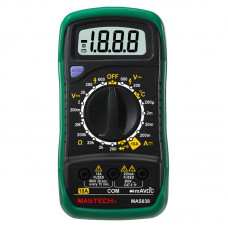 MAS830B Мультиметр цифровой (Mastech)