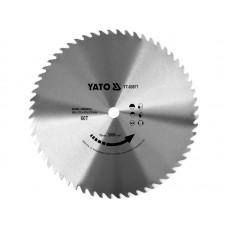 Диск пильный по дереву 500х32х4.5х2.9 мм 80Т YATO (Польша) YT-60872
